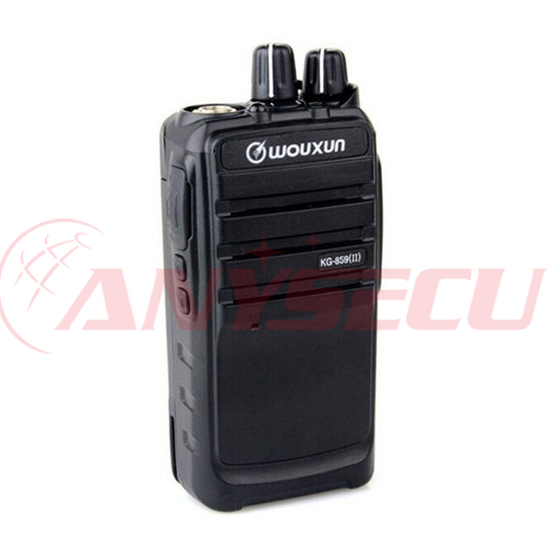 Wouxun KG 859 UHF 400 470MHZ small Handheld transceiver two way radio Free Shipping