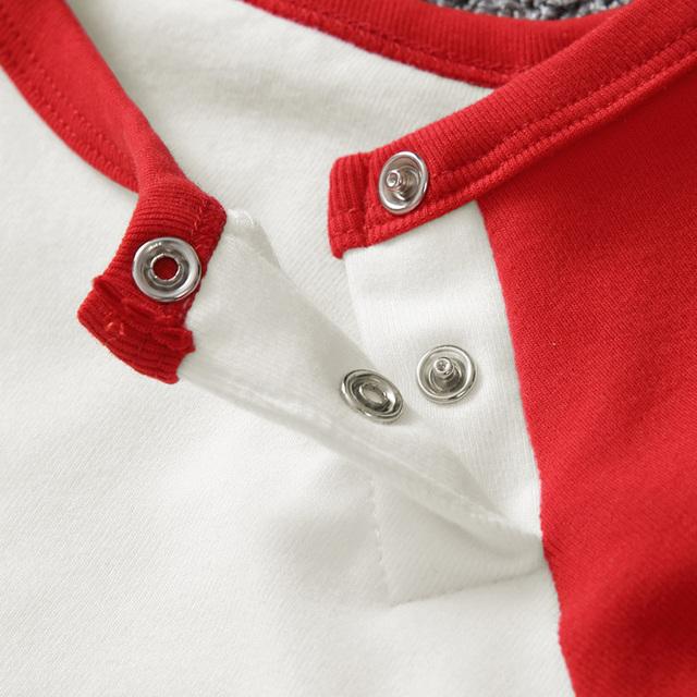 Pyjamas Bébé SUPER MARIO – Barboteuse Bébé À Manches Longues