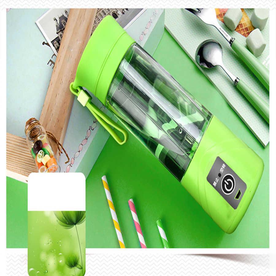 Mini USB Recarregável Garrafa Espremedor Espremedor Doméstico Milkshake de Xícara de Suco de Limão Citrus Liquidificador Legumes Fruta Juicer Ferramenta