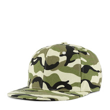 High Quality New Fashion Camouflage Cotton Cap Men Outdoor Sports Dat Hat Hip Hop Light Camo