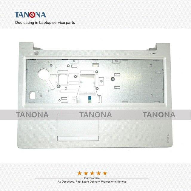 Orig New For Lenovo IdeaPad 300 15 300 15ISK Palmrest Upper Case Keyboard  Bezel Housing Cabinet Gray W/ Touchpad AP0YM000110-in Laptop Bags & Cases