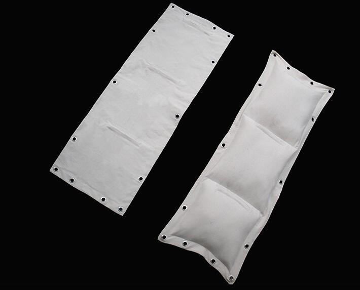 Wing Chun Wall Bag 112*40cm 3-Sections Punch Bag Kung Fu Martial Arts boxing Bag Sanda boxing target Iron Palm hung hollow