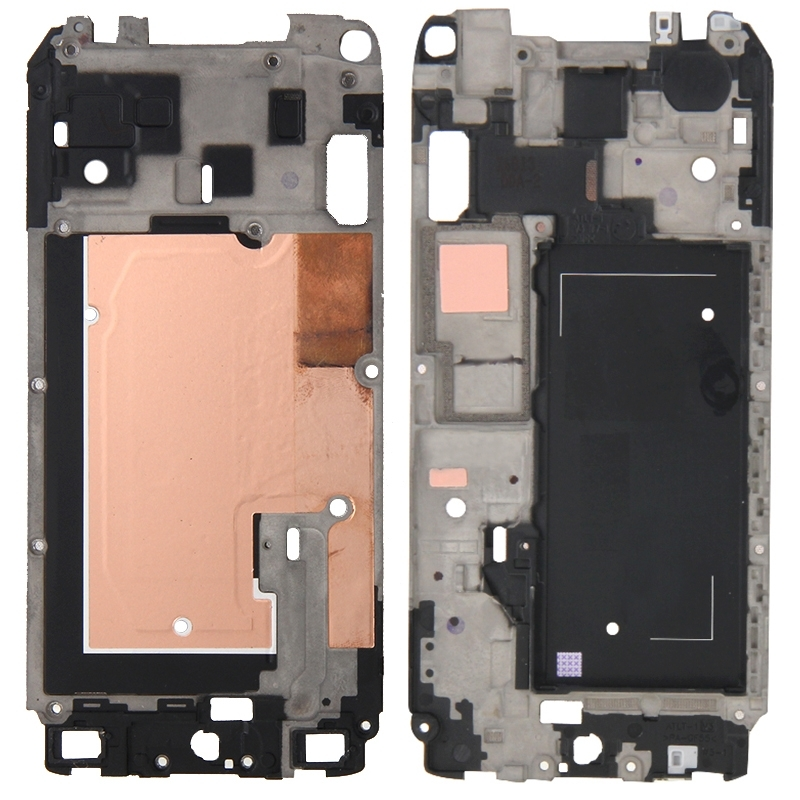 A iPartsBuy Front Housing <font><b>LCD</b></font> Frame Bezel Plate Replacement <font><b>for</b></font> <font><b>Galaxy</b></font> <font><b>Alpha</b></font> / <font><b>G850</b></font> image