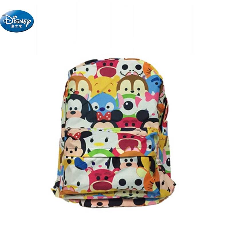Микки Минни плюшевые рюкзаки милый Микки Маус животные милые игрушки для девочек школьная сумка рюкзак дети подарок для ребенка