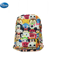 Mickey Minnie Plush Backpacks cute Mickey Mouse Animals cute toys girls Backpack School Bag kids baby gift