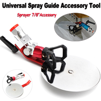 7/8'' Universal Spray Guide Accessory Tool For Paint Sprayer Airless Spraying Machine