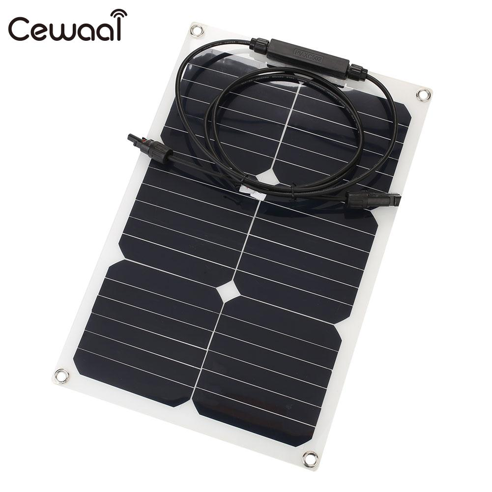 Light Weight Photovoltaic Panels Charging Solar Panel Board Solar Cells 330X280mm Portable diy photovoltaic panels durable 20w solar cells charging 18v solar panel