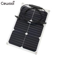 Light Weight Photovoltaic Panels Charging Solar Panel Board Solar Cells 330X280mm Portable