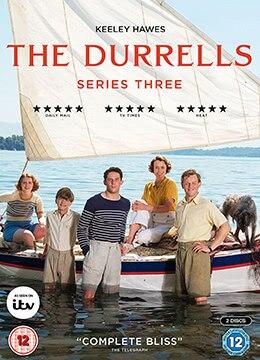 《德雷尔一家 第三季》2018年英国剧情,传记电视剧在线观看