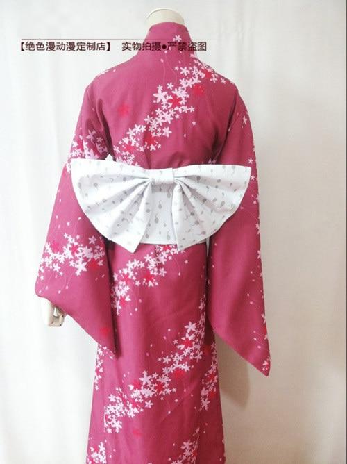 NARUTO Haruno Sakura kimono cosplay anime cosplay halloween Costumes