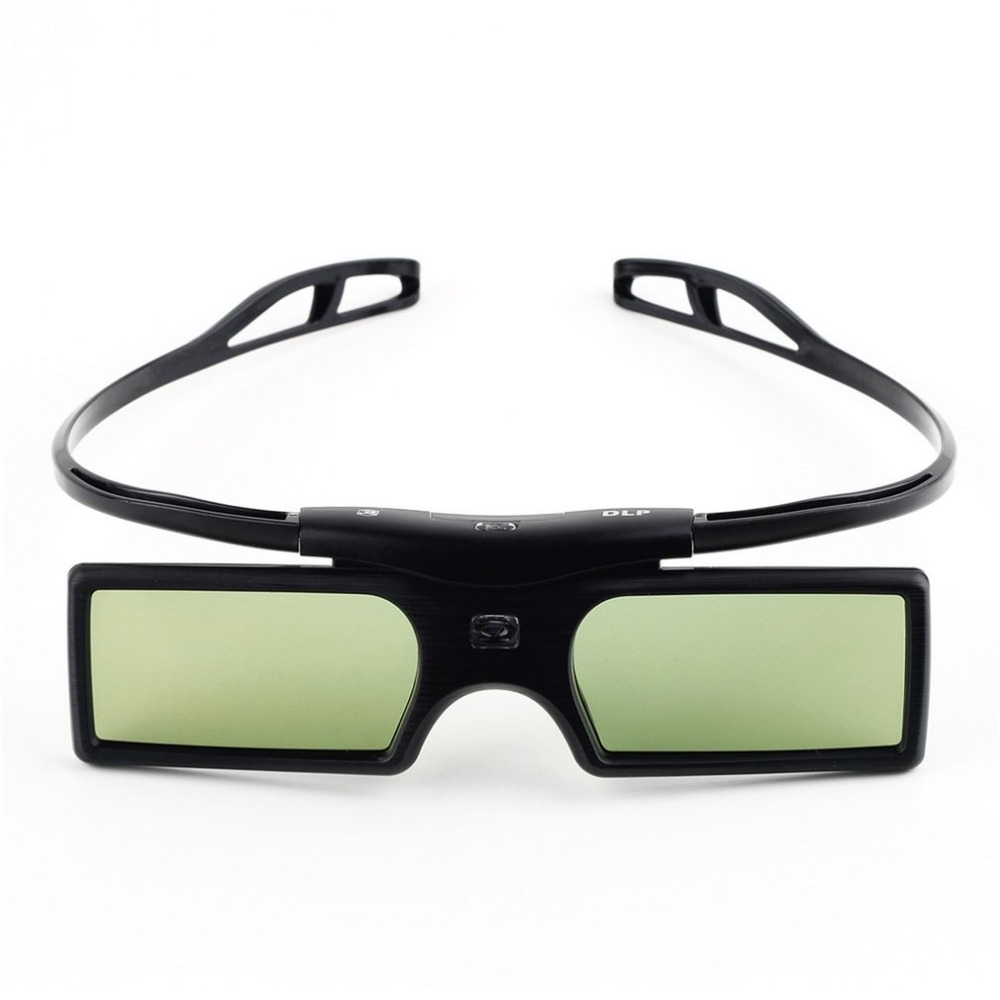 G15-DLP 3D Active Shutter Projector Glasses Smart TV Glasses For Optoma LG Acer DLP-LINK DLP Link Projectors Gafas 3D Glass