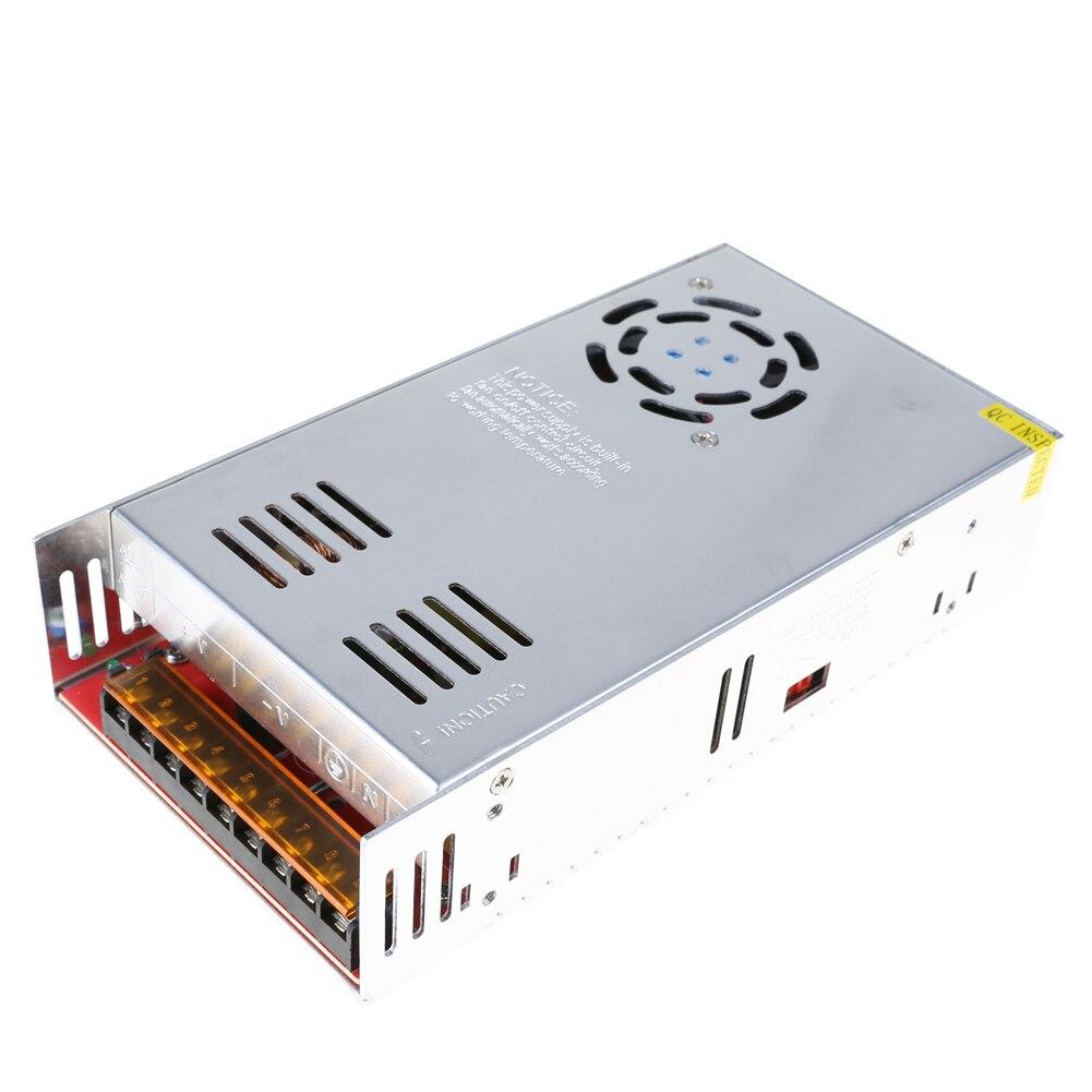 350W AC 100/220V To DC 12V Indoor Transformer LED Driver Power Supply Adapter LED Indicator For LED Strip light Switch MFBS dc power supply 36v 9 7a 350w led driver transformer 110v 240v ac to dc36v power adapter for strip lamp cnc cctv