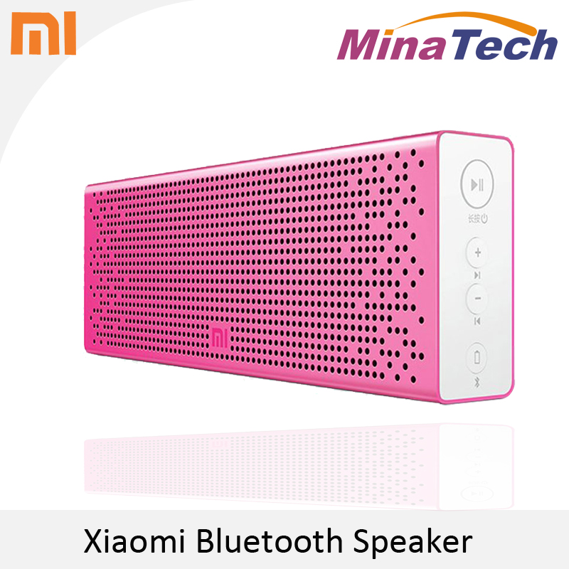 100% Original Xiaomi Mi Bluetooth Speaker Wireless Stereo Mini Portable MP3 Player Pocket Audio Support Handsfree TF Card AUX-in original xiaomi bluetooth speaker wireless stereo mini portable mp3 player hands free phone support sd card for iphone xiaomi