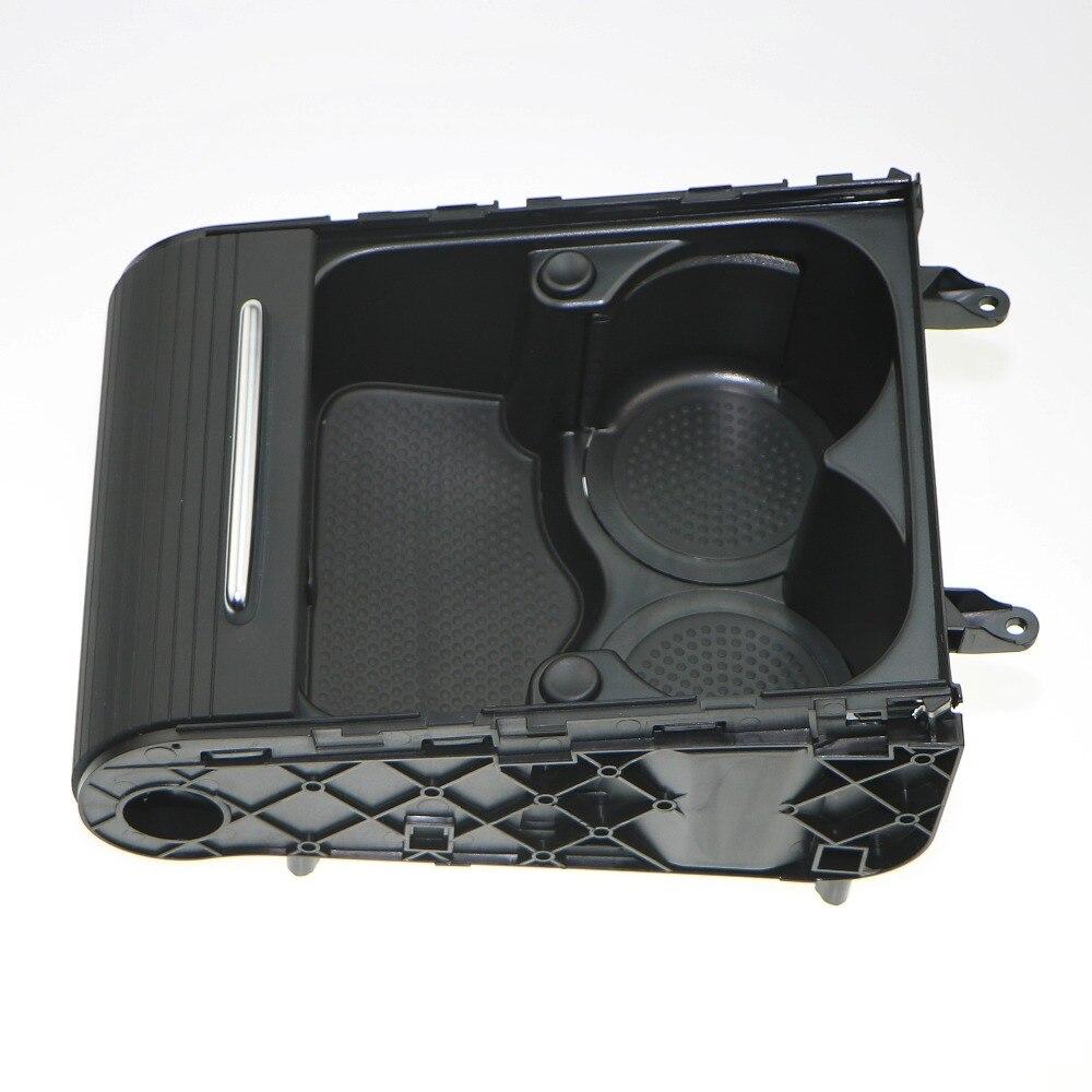 1 pièces Noir support de verre Console centrale Tasses D'eau casiers de Boissons Pour VW PASSAT CC B6 B7 CC 3CD 858 329A 3CD 858 329 Un 3C0 858 329