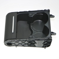 1Pcs Black Cup Holder Center Console Water Cups Drink racks For CC PASSAT B6 B7 CC 3CD 858 329A 3CD 858 329 A 3C0 858 329
