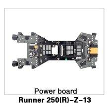 Tablero de energía para Walkera Runner Runner 250 Antelación GPS Drone RC Quadcopter Piezas Originales 250 (R)-Z-13