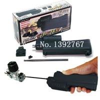 70111 HSP Elektrische Gemakkelijk Power Starter Boor Houder Plaat 11011 11012 Voor Vertex 16 18 21 25 SH 21 Nitro RC Afstandsbediening Auto