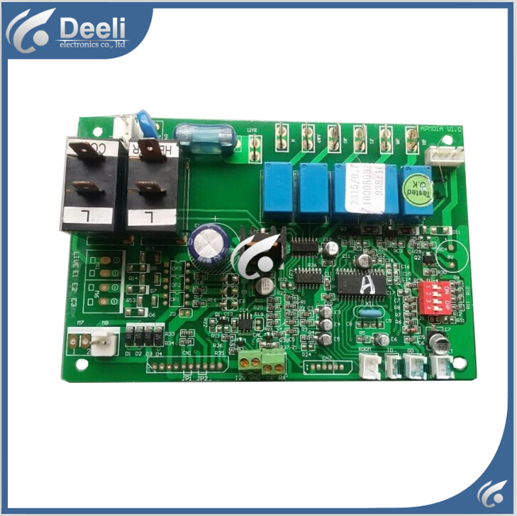 ФОТО 95% new good working Original for air conditioning Computer board motherboard APM01 APM01A V1.0