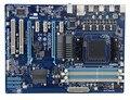 Оригинал материнская плата для Gigabyte GA-970A-DS3 DDR3 Socket AM3 + 970A-DS3 USB 3.0 32 ГБ Рабочего материнская плата Платы Бесплатной доставкой