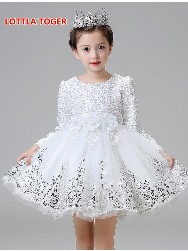 line Get Cheap 1 Year Baby Girl Birthday Dress
