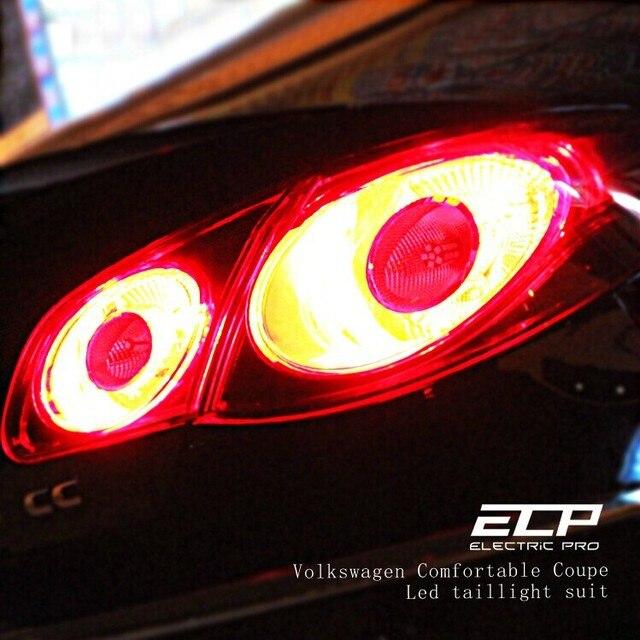 Tail Light Emboitement For Vw Cc Include Reversing Lamp 2 Brake 4 Rear Fog Cornering Width