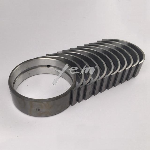 for kubota engine parts f2803 crankshaft bearing con rod bearing rh aliexpress com Kubota Diesel Engine Parts Kubota Diesel Engine Parts