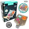 Wisdom Fun Maze Ball 3D Magic Paradise Go Child Puzzle Desktop Game Children's Toys Gift Batch