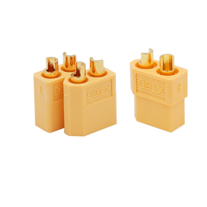 Image 4 - 1000pair/lot XT60 battery connector bullet Connectors male female Connector for RC lipo battery Connector 20% off