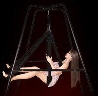 High quality Nylon ribbon Sex hammock Sex swing Adult Sex Furniture