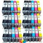 30 XL PGI 550 CLI 551 Ink Cartridges for compatible Canon Pixma MG5400 MG5550 MG5650 IP7200 IX6850 MG7550 MG7150 MG7550