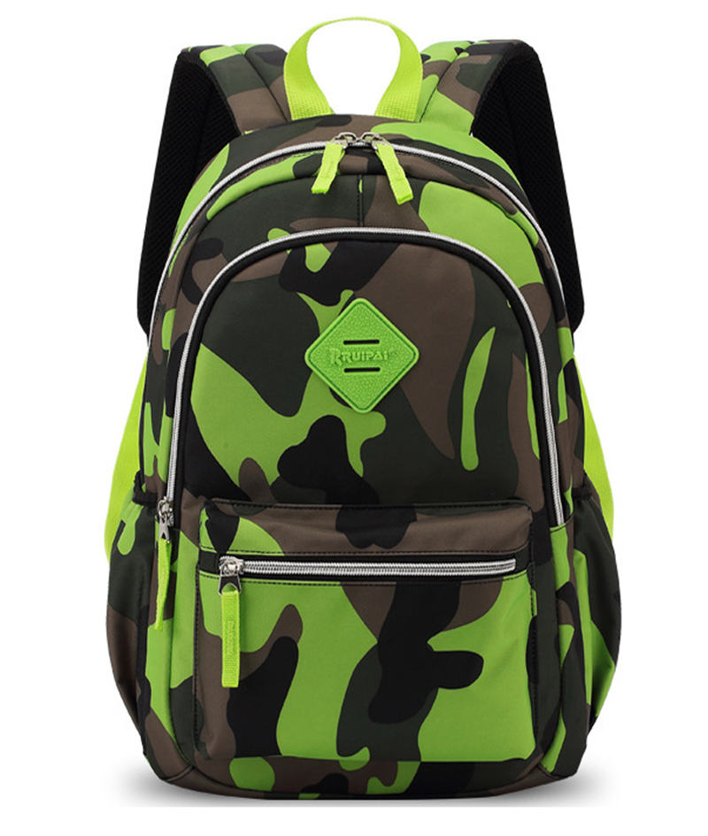 Camouflage Children School Bags For Teenagers Girls Boys Waterproof Backpack Kids Travel Shoulder Bag Rucksack Mochila Escolar fashion women leather backpack rucksack travel school bag shoulder bags satchel girls mochila feminina school bags for teenagers