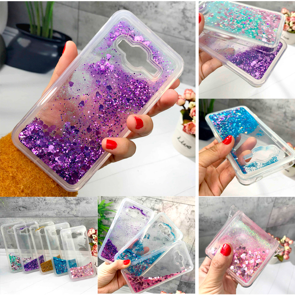 Lovely Sfor Samsung J3 J330 Case Quicksand Dynamic Liquid Glitter Sand Silicone Cover For J5 J7 2017 Rhinestone Soft Tpu Phone Case Sophisticated Technologies