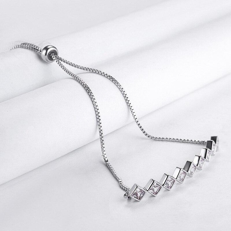 Sterling silver smiley bracelet transfer beads jewelry small gift jewelry small jewelry women LBM20