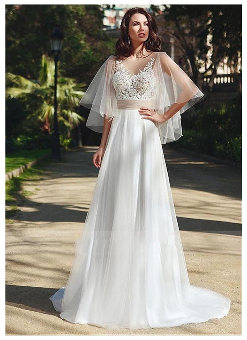 SoDgine Princess Wedding Dress 2019 Fairy Vestido De Noiva  Strapless Bride Gowns Floor Length Wedding Gown