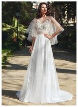 SoDgine Princess Wedding Dress 2019 Fairy Vestido de noiva  Strapless Bride Gowns Floor Length gown