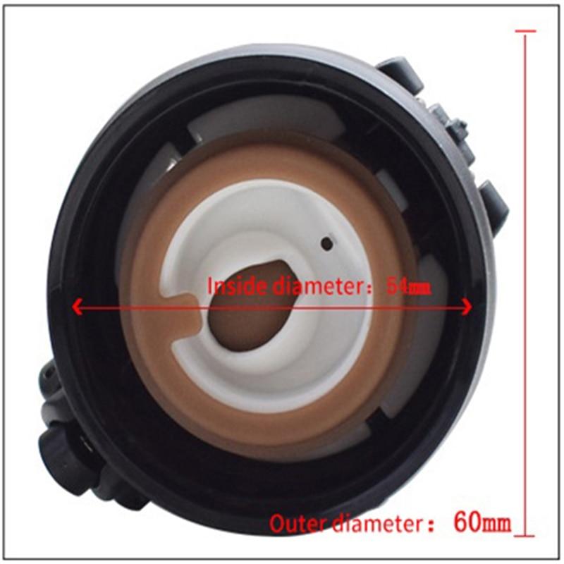Yeni dizaynlı ikiqat divarlı paslanmayan poladdan vakuum - Mətbəx, yemək otağı və barı - Fotoqrafiya 6