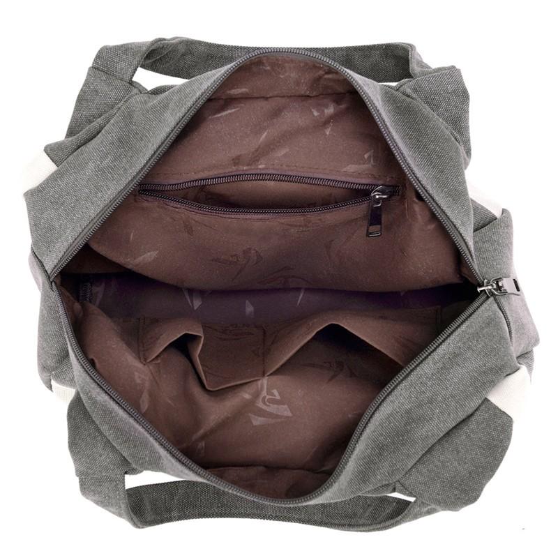 Famous Brand Women Shoulder Bag Casual Canvas Shopping Tote Bags Handbag for Women Beach Totes Shoulder Bag Hobos Bolso Mujer (27)