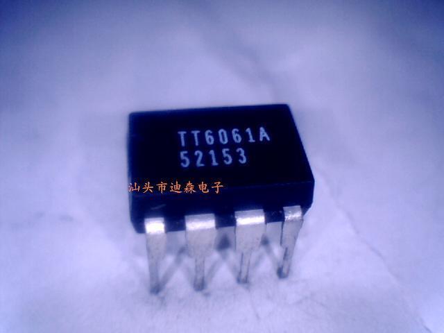 1pcs/lot TT6061A TT6061 DIP-8 In Stock