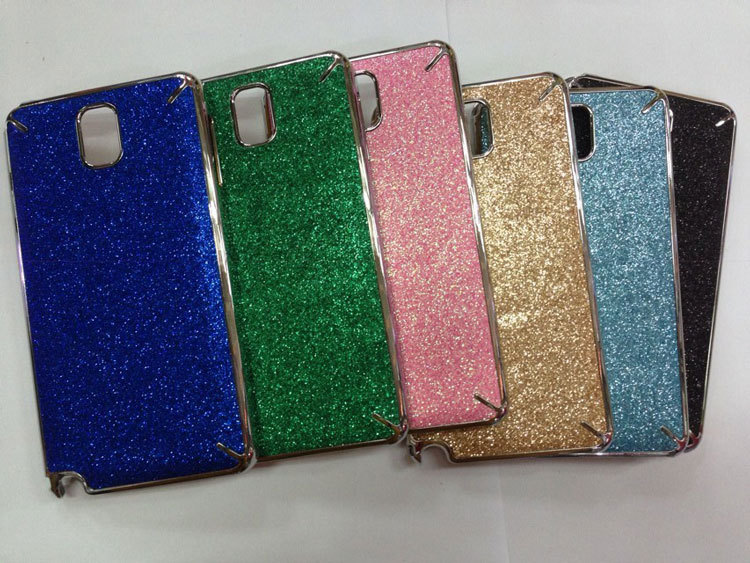 san francisco 9c379 3b269 US $6.89 |For Samsung Galaxy Note 3 III Note3 N9000 Glitter Bling Case  Fashion Colorful Hard Plastic back cover case on Aliexpress.com | Alibaba  Group