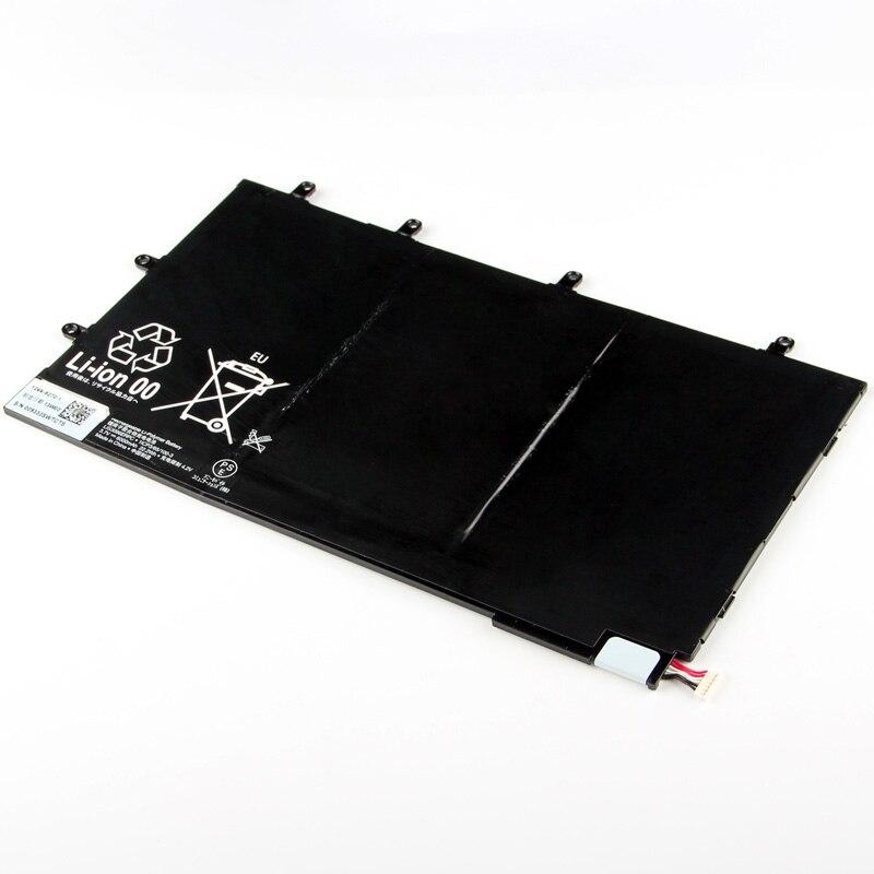 Original LIS3096ERPC Battery For SONY Tablet Z SGP311 SGP312 SGP341 6000mAh in Mobile Phone Batteries from Cellphones Telecommunications
