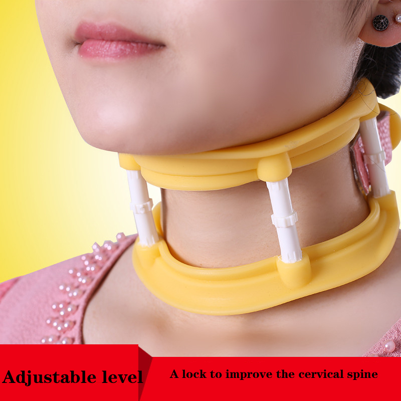 Summer cervical retractor, tensioner, neck cover, home correction, adult protection, neck, head, neck massager