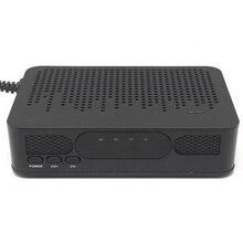 DVB-T2 HD Receptores de TELEVISIÓN Set-Top Boxes USB Puerto 1080 P Reproducción de Vídeo HDMI Jack de Difusión de Vídeo Digital Terrestre H.264 MPEG4