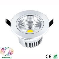 3 anos de garantia cob led para baixo de luz 7 w led downlight dimmable teto rebaixado spotlight bulb bulb led bulb led light bulb light led -