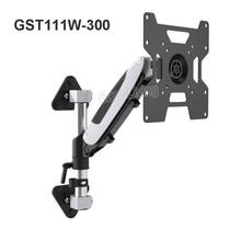 "35"" 55"" Heavy Duty Gas Spring Flexible TV Wall Mount Full Motion LCD LED Monitor Mount Arm Loading 9 20kgs"