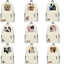 NARUTO Shoulders Bag men women backpack (24 style)