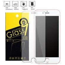 Прот закаленного screen упаковке розничной protector защитный стекла plus закаленное экран