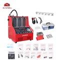 Lançamento CNC602A Injector Cleaner E Tester 220 V/110 V Com Painel Inglês CNC-602A Frete Grátis DHL