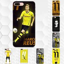 TPU Case Cover For Samsung Galaxy I9082 Note 4 8 9 S3 S4 S5 S6 S7 S8 S9 S10 Edge Plus Lite G313 Marco Reus Dortmund(China)