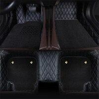Коврики для Mercedes Benz A C W204 W205 E W211 W212 W213 S класс cla GLC ml GLE GL коврики для стайлинга автомобилей