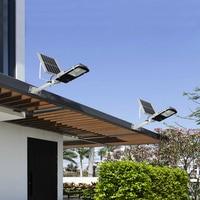 Outdoor IP65 waterproof backyard garden 10W 20W solar led street light